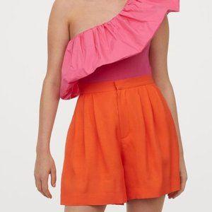 H&M Wide-cut Shorts NWT